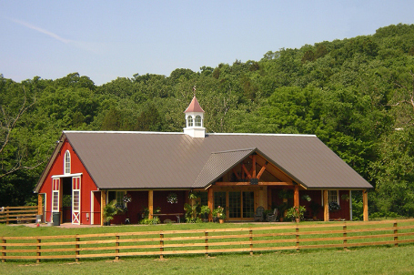 Equestrian Buildings and Barns